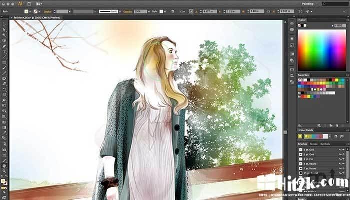 Adobe Illustrator CC 2020 Crack