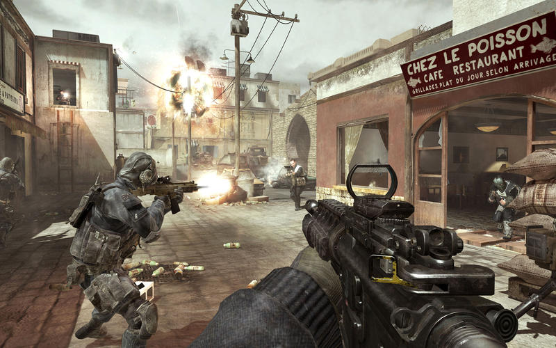 Call of Duty Modern Warfare 2020 Crack