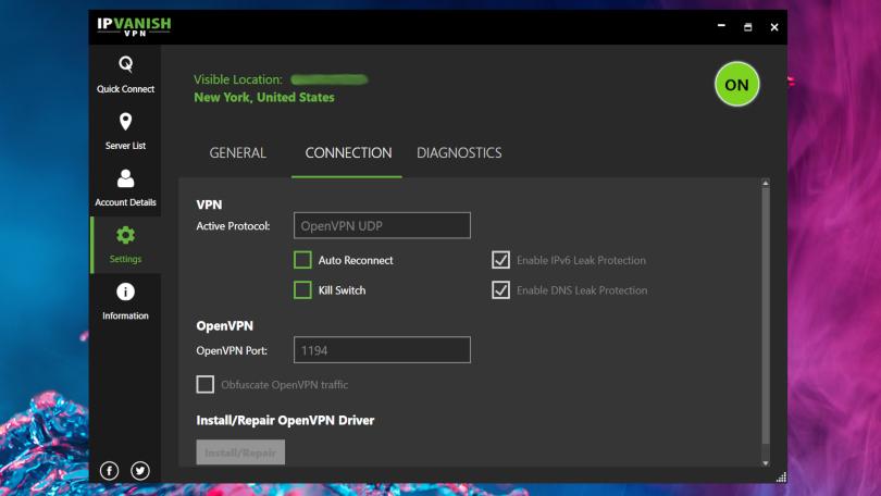 IPVanish VPN Premium 2020 Crack