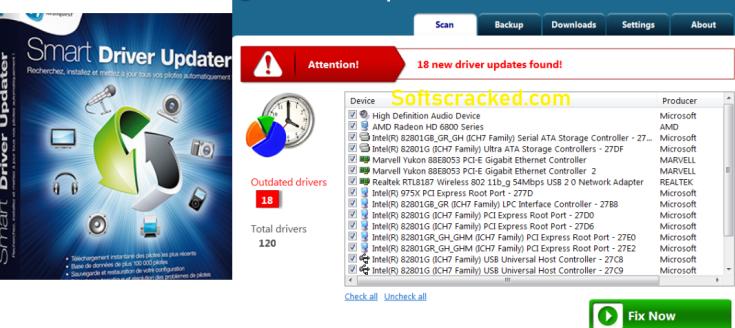 Smart Driver Updater 2020 Crack