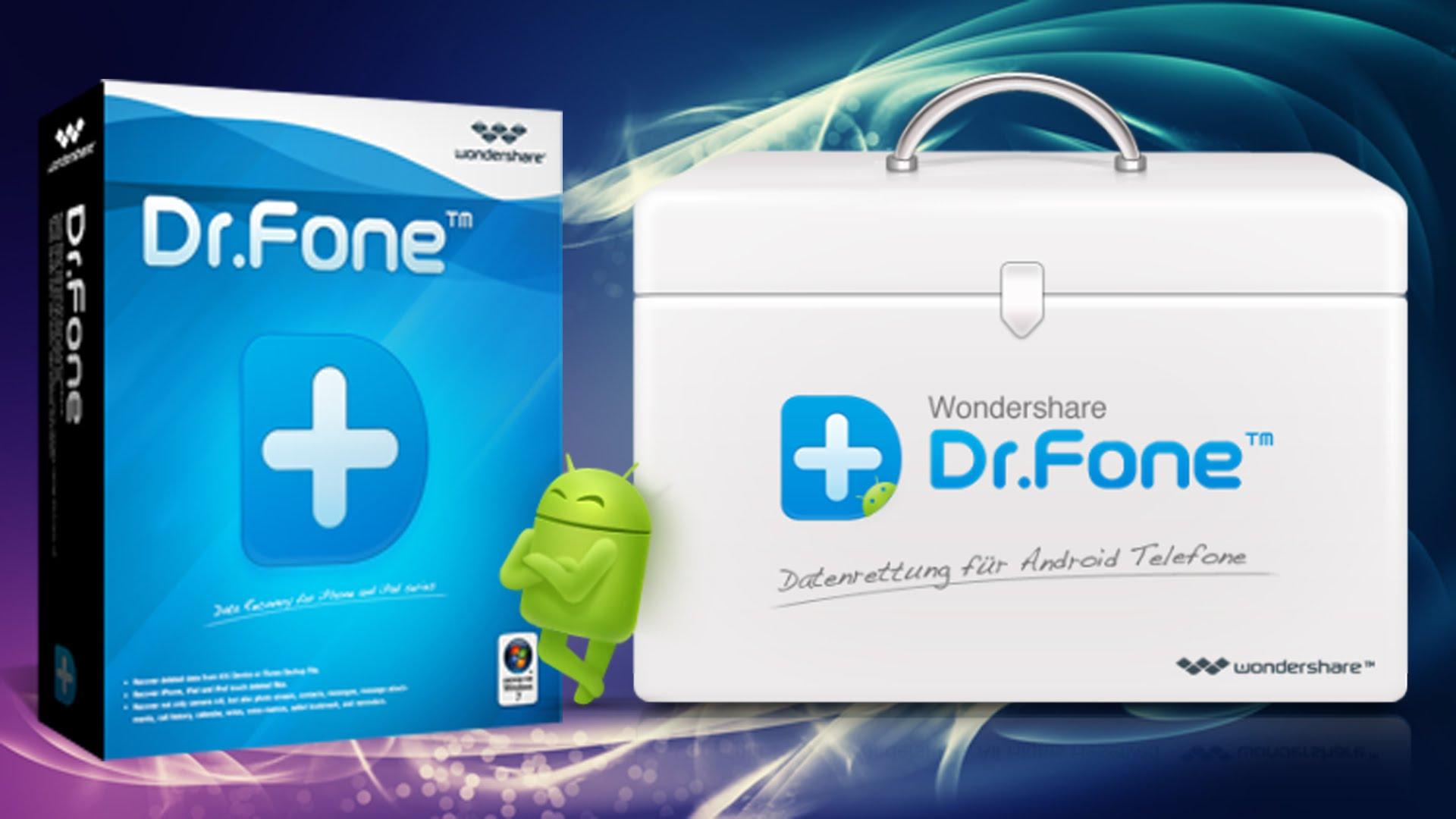Wondershare Dr.Fone 2020 Crack