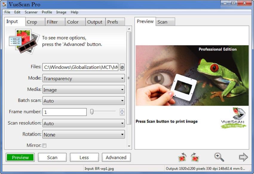 VueScan Pro 9.7.19Crack
