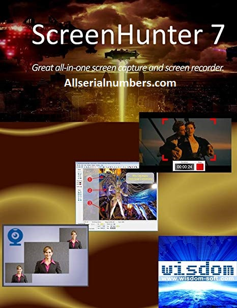 ScreenHunter Pro 7 Latest
