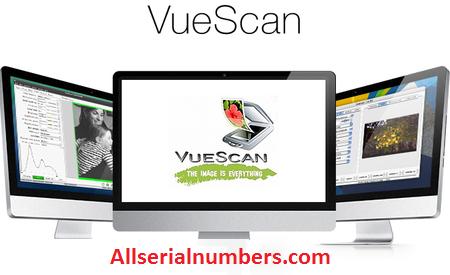 VueScan Pro 9.7.19 Crack