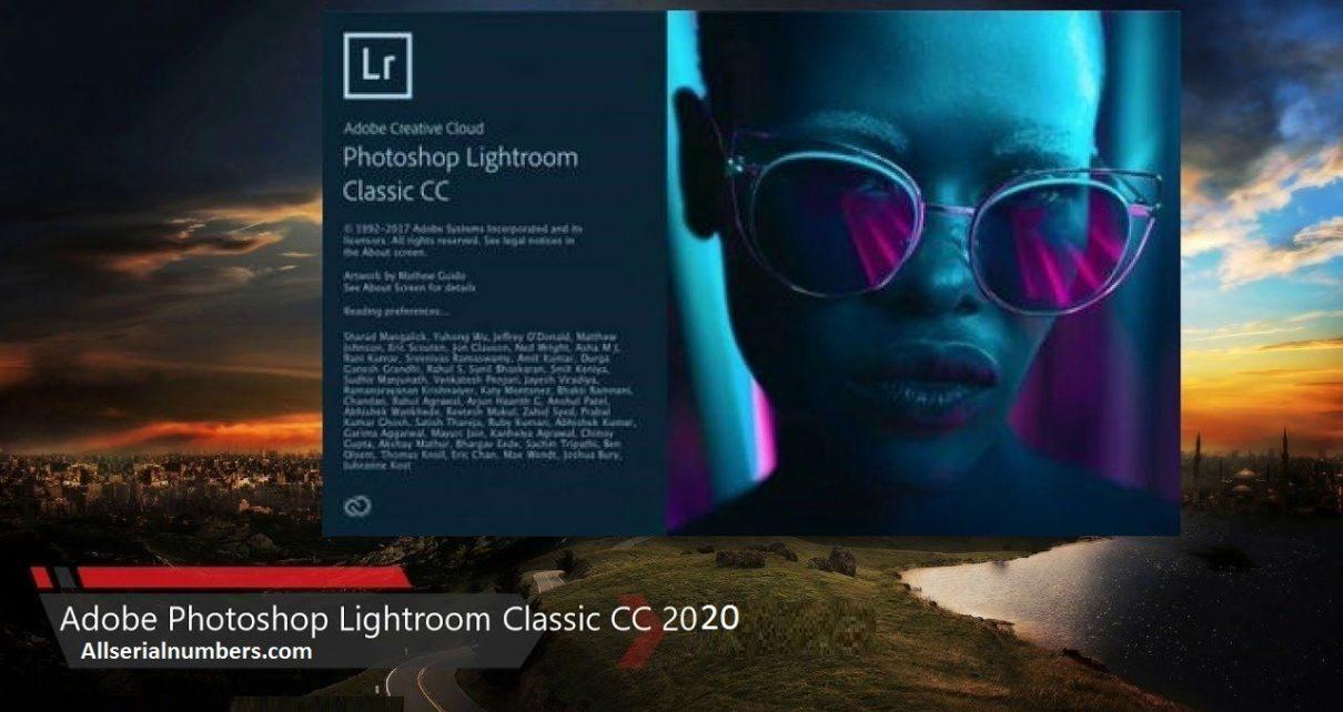 Adobe Photoshop Lightroom Classic CC 2020 Crack