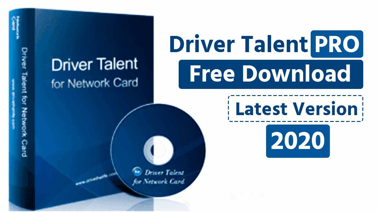 Driver Talent Pro 7.1.28.102 Crack