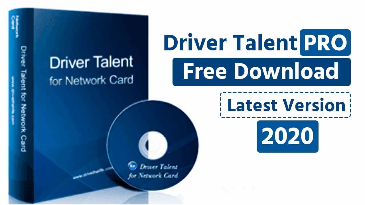 Driver Talent Pro 7.1.28.102 Crack