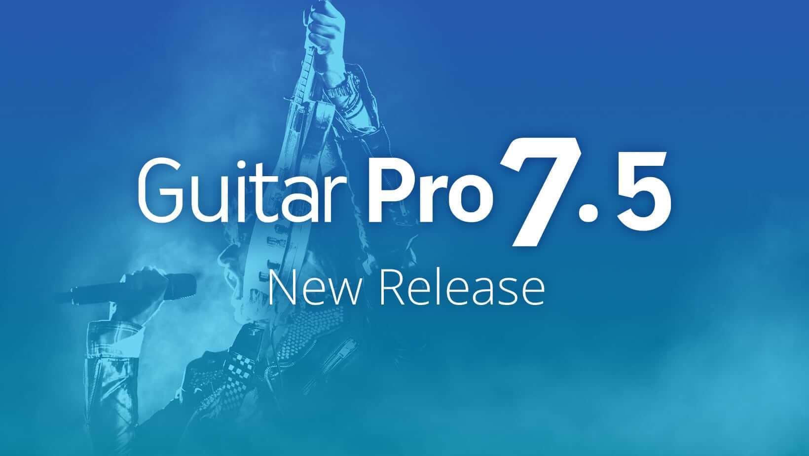 Guitar Pro 7.5.3 Crack