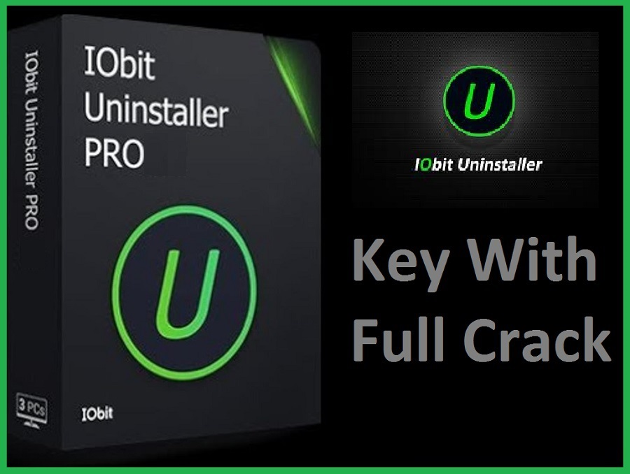 IObit Uninstaller PRO 9.3.0.11 Crack