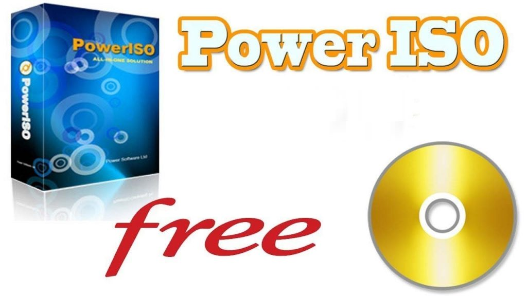 PowerISO 7.6 Crack With Serial Key 2020 Free Download [Latest]