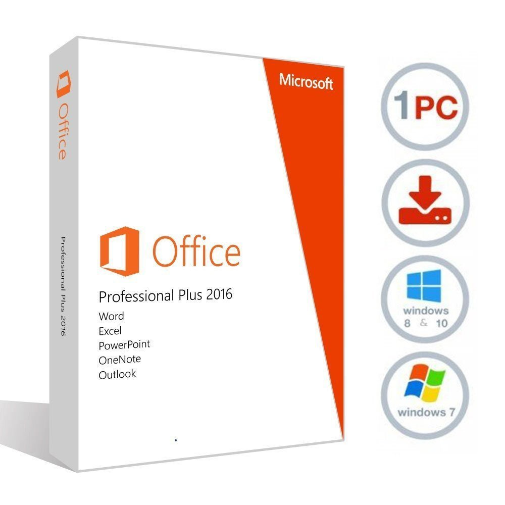 Microsoft Office 2016 Latest Product Key