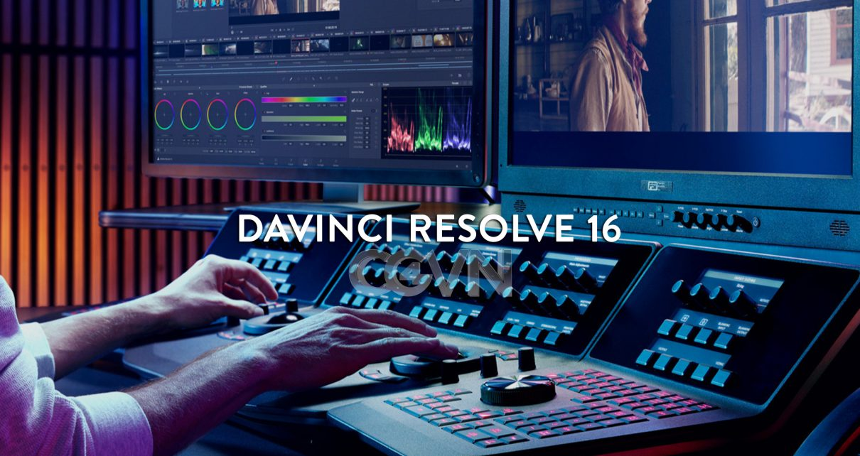 Davinci Resolve 16 Crack