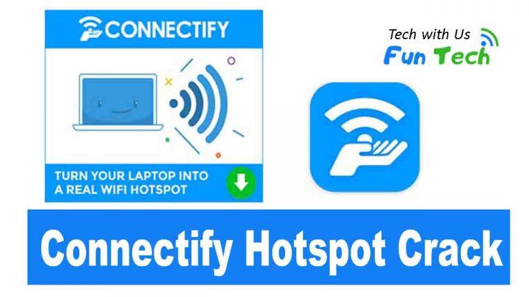 Connectify Hotspot 2020 Crack