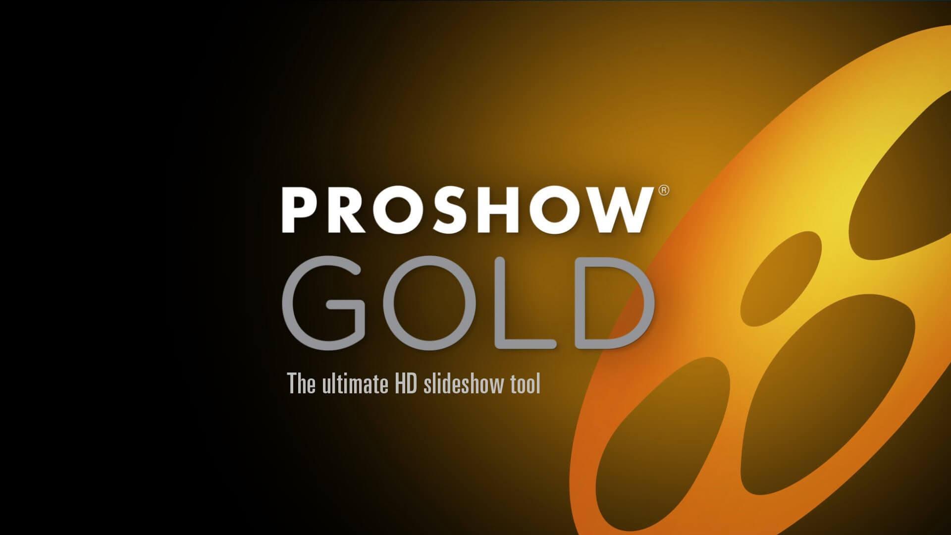 proshow gold pro 2020 crack