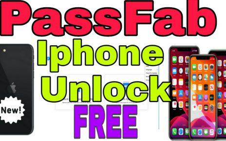 PassFab iPhone Unlocker 2020 Crack