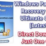 Windows Password Recovery Tool Pro 2020 Crack