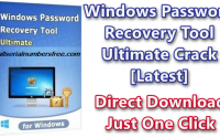Windows Password Recovery Tool Pro 2020 Crack
