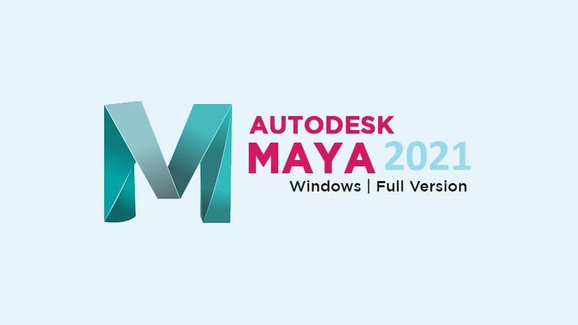Autodesk Maya 2021 Crack